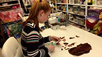 Cambridge Open Studios: the young artist inspired by texture