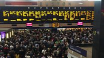 Signal fault causes major disruption