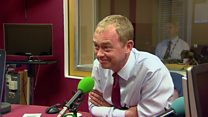 Farron: Why I cried after quitting