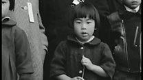 「ここでも起き得る」日系人強制収容所の写真展 米シカゴで