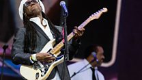 Superstylin: Nile Rodgers on Madonna's hair care