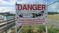 Не стій близько – здує: чим ризикують авіаспоттери?