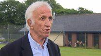 Laugharne 'peculiar' planning bid worry