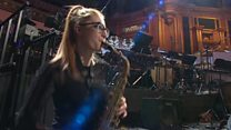 BBC Proms: Jess Gillam plays Escapades