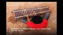 'Wanawake kama mimi hawafai kucheza ala za muziki'