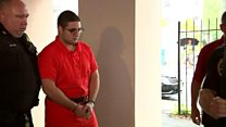 Quadruple killing suspect: 'I'm sorry'