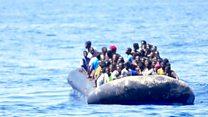 ရွှေ့ပြောင်းဒုက္ခသည် ကယ်ဆယ်ရေး