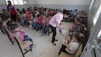 تاثیر جنگ در سوریه بر زندگی مردم، بویژه دانش آموزان لبنانی