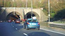 Tunnel closure to hit weekend getaways