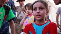 ماذا حل بالأطفال الذين استخدموا كدروع بشرية في الموصل؟
