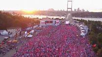 اولین سالگرد کودتای نافرجام در ترکیه