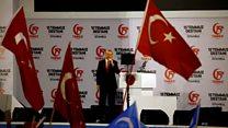 استانبول ارغوانی اردغان در سالروز کودتای نافرجام
