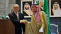 هل تنجح الوساطة الفرنسية في إنهاء الأزمة الخليجية؟