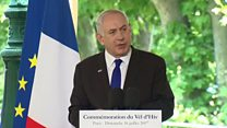 Netanyahu warns of rise of 'extremist forces'