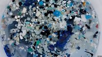 Plastic found in remote South Pacific