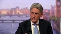 Chancellor warns against 'tittle tattle'