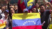 Venezuelans vote in unofficial poll