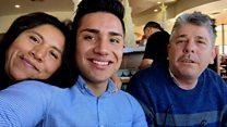 El drama de las familias latinas separadas por la nueva política migratoria de Estados Unidos