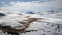 Qikiqtarjuaq, la capital mundial de los icebergs donde se bebe el agua más pura del mundo