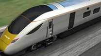 Hybrid train 'brings flexibility'
