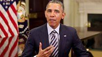 El falso Barack Obama creado con inteligencia artificial capaz de hablar como si fuera el original