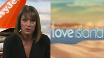 From EasyJet to Love Island