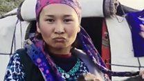 Киргизские девушки борются за право выходить замуж по своей воле