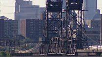 """""""Пекельне літо"""" в Нью-Йорку: чому місто потерпає від транспортної кризи"""