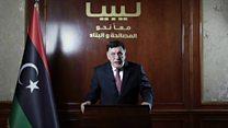 """""""حديث الساعة"""" الأزمة الليبية .. مبادرة السراج وأفق الحل"""