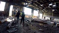 هنوز نشانی از پایان جنگ شرق اوکراین دیده نمیشود