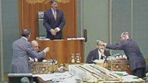 The liveliest politics: Australia or UK?