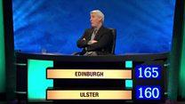 Ulster University lose narrowly to Edinburgh University in University Challenge