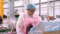 Packaging firm saved by Finance Wales