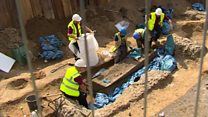 Roman sarcophagus find is 'remarkable'