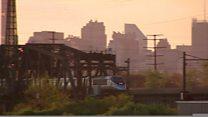 အိုဟောင်းနေတဲ့ နယူးယောက် ရထားလမ်းများ
