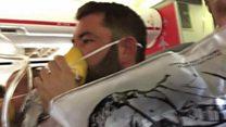 Pressure drops on 'dramatic' Jet2 flight