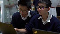 """10岁的香港""""程序员"""":编程是""""21世纪必学科目"""""""