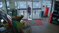 Police release CCTV footage of missing man