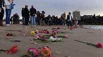 Vigil honours woman shot dead by US police