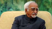 Do Indians know their vice-president?