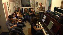 Canadians celebrate Scottish Gaelic roots