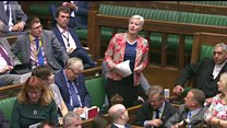 MP wears Scotland top in Commons