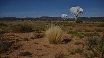 Le plus grand télescope au monde se trouve en Afrique