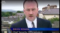 Archive: Brian Rowan reports on proposed IRA ceasefire