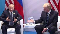 ТВ-новости: тайное свидание под сенью G20