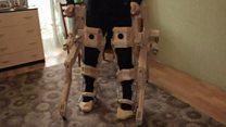 Meet the man making wood exoskeletons