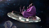 Sending the Maasai into space