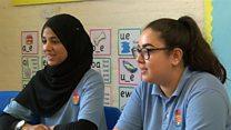 BME role model 'teaches respect'