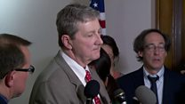 John Kennedy: Senators prayed for McCain