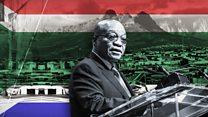 South Africa's Gupta scandal